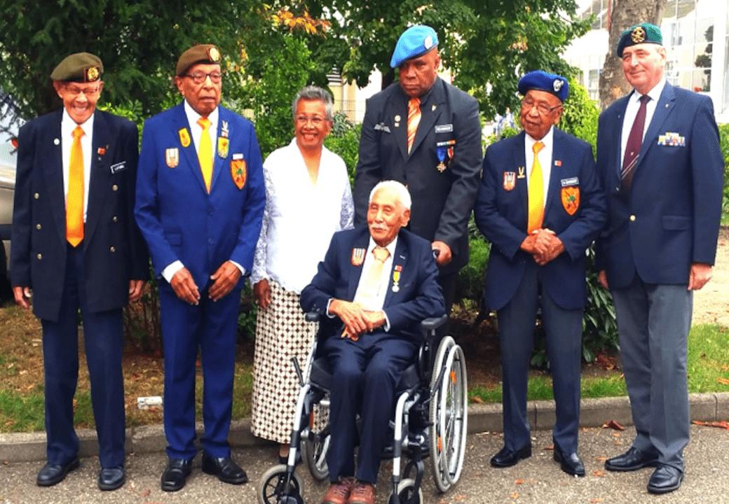 Overleden KNIL-veteraan Paliama (95) krijgt begrafenis met militaire eer in Wierden