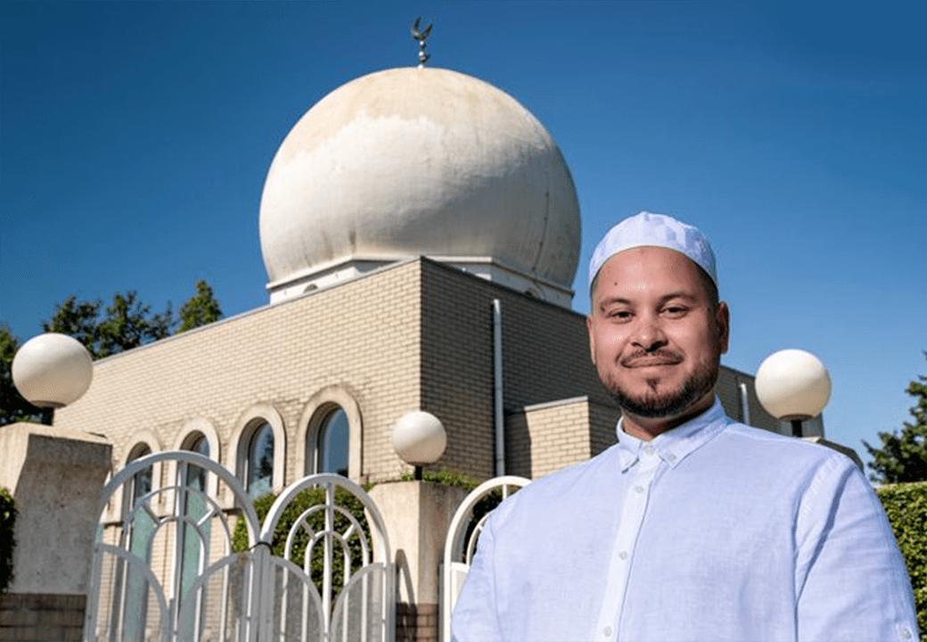 Moskee An-Nur in Waalwijk is alleen in naam nog Moluks.